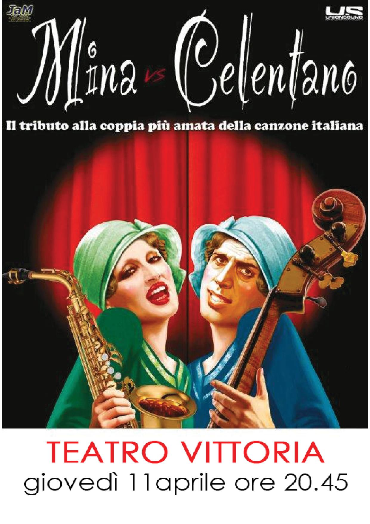 11/04/2019 - MINA e CELENTANO