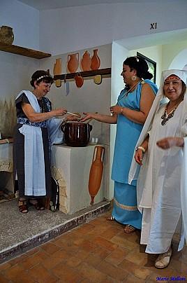 Museo Civico Archeologico_rievocazione storica