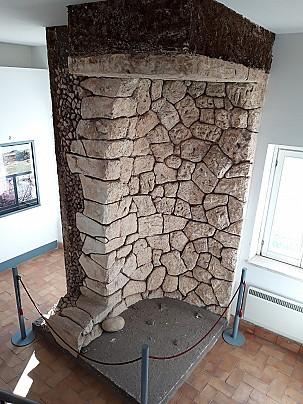 Museo Civico Archeologico_ricostruzione cisterna ipogea